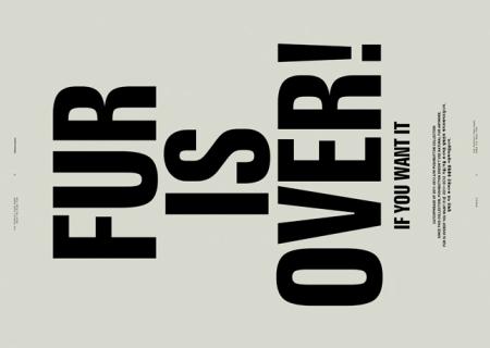 fur is over!